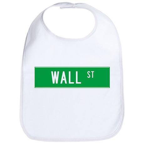 Wall Street T-shirts NY Bib
