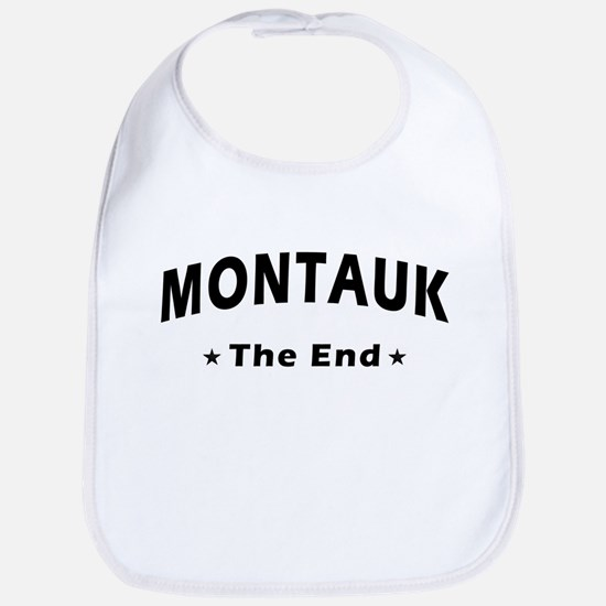 Montauk - The End T-shirts Bib