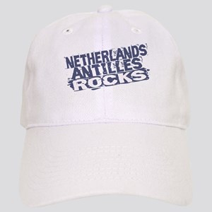 Netherlands Antilles Rocks Cap