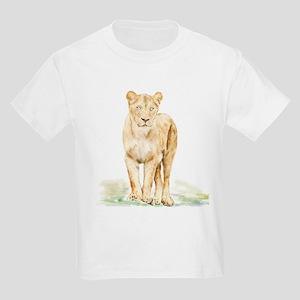 Lioness Watercolor T-Shirt