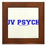 JV Psych Framed Tile