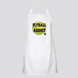 Flyball Addict BBQ Apron