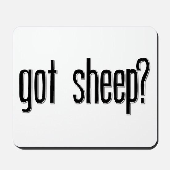 Got Sheep? Mousepad