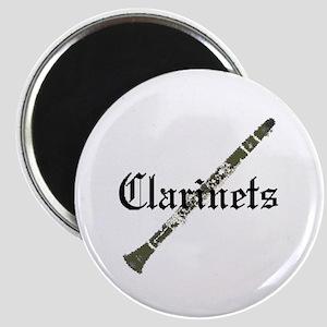 Joe's Clarinets Magnet