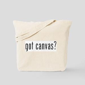 got canvas? Tote Bag