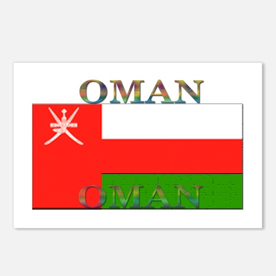 Oman Postcards (Package of 8)