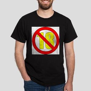 18-white T-Shirt