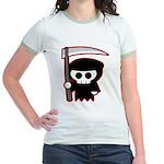 Grim Reaper Jr. Ringer T-Shirt