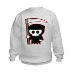 Grim Reaper Kids Sweatshirt