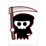Grim Reaper Large Poster