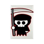 Grim Reaper Rectangle Magnet (10 pack)