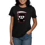 Grim Reaper Women's Dark T-Shirt