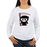 Grim Reaper Women's Long Sleeve T-Shirt