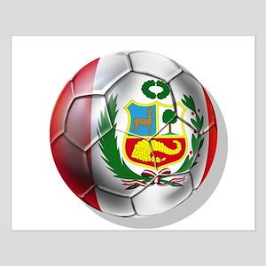 Peru Futbol Small Poster