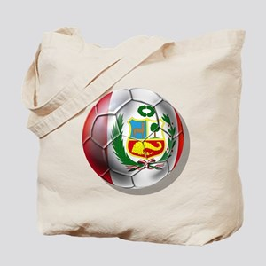 Peru Futbol Tote Bag