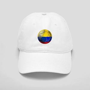 Colombian Soccer Futbol Cap