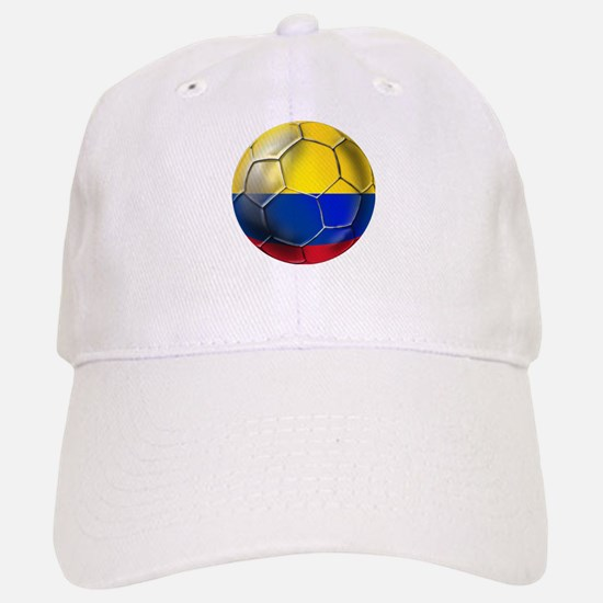 Colombian Soccer Futbol Baseball Baseball Cap
