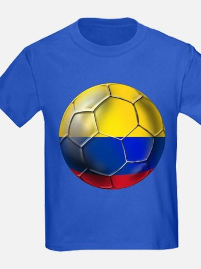 Colombian Soccer Futbol T