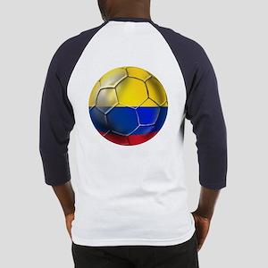 Colombian Soccer Futbol Baseball Jersey