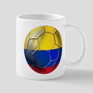 Colombian Soccer Futbol Mug