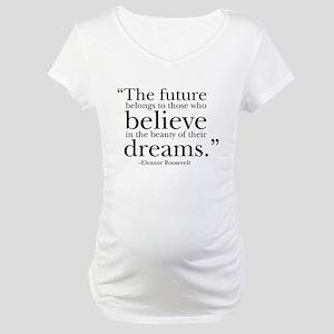 The Beauty Of Dreams Maternity T-Shirt