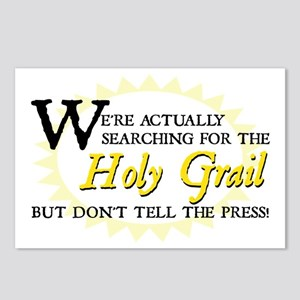Searching for Holy Grail Postcards (Package of 8)