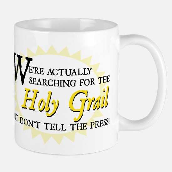 Searching for Holy Grail Mug