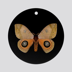 Banus Silk Moth Keepsake (Round)