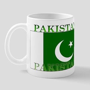 Pakistan Pakistani Flag Mug