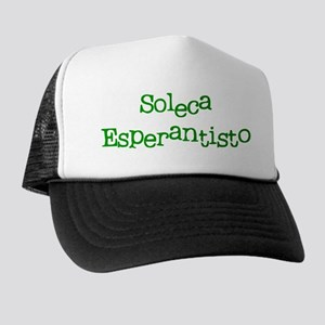 Lonely Esperantist Trucker Hat