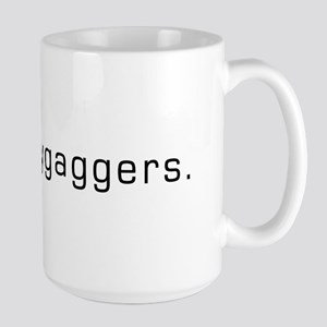 Lollygaggers Large Mug
