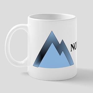 Altitude Not Attitude 11 oz Ceramic Mug