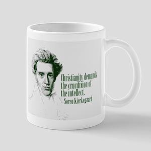 Kierkegaard Quote Mug