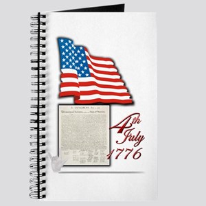 4th July 1776 - Journal