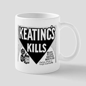 KEATING'S KILLS Mug