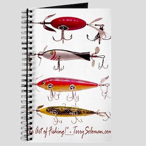 Fish, Fishing, Lure Journal