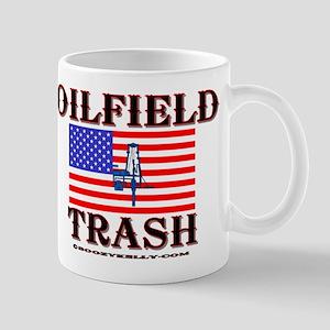 American Oilfield Trash Mug