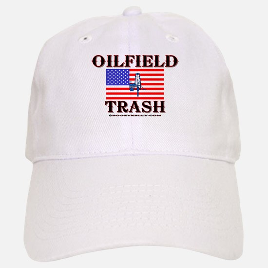 American Oilfield Trash Baseball Baseball Cap