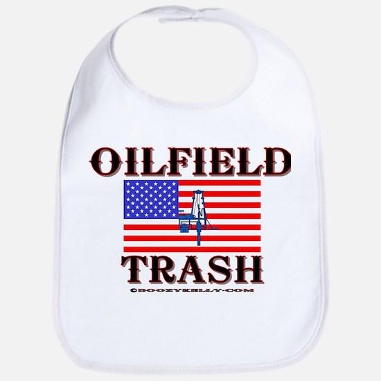American Oilfield Trash Bib