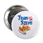 "Team Steve 2.25"" Button (10 Pack)"