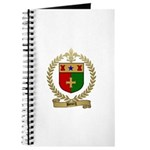 BOURG Family Crest Journal