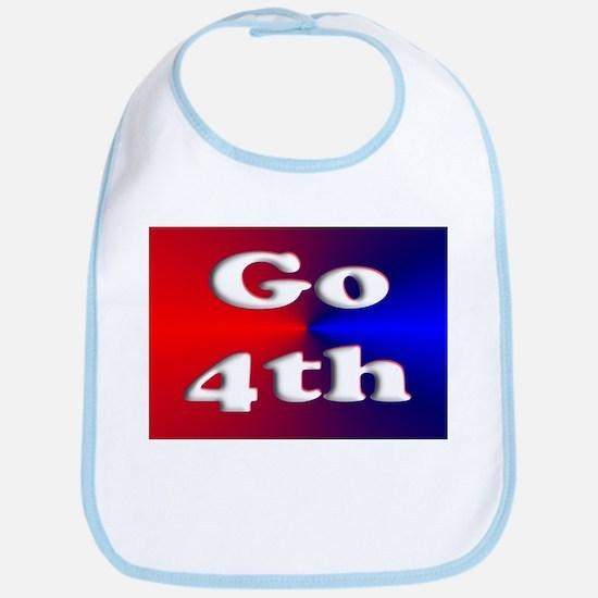 Go 4th Bib