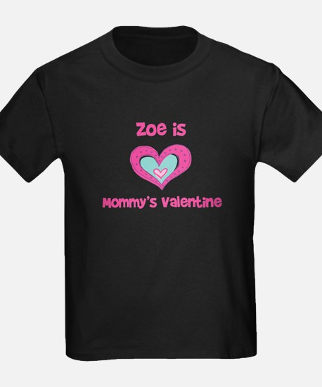 Zoe Is Mommy's Valentine T