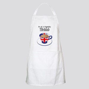 All Frightfully British BBQ Apron