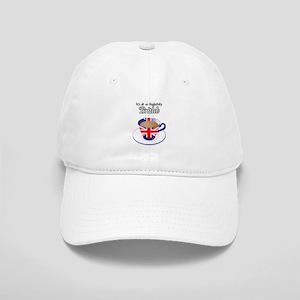 All Frightfully British Cap