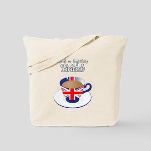All Frightfully British Tote Bag
