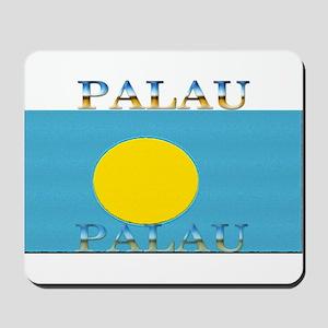 Palau Mousepad