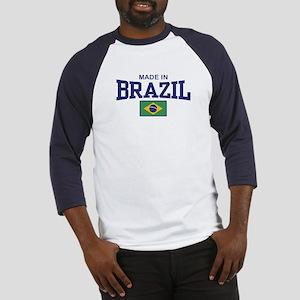 Made in Brazil Baseball Jersey