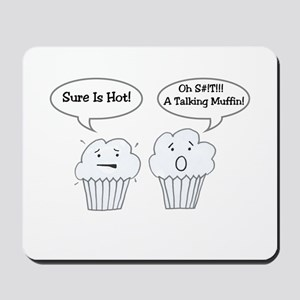 Talking Muffin Mousepad