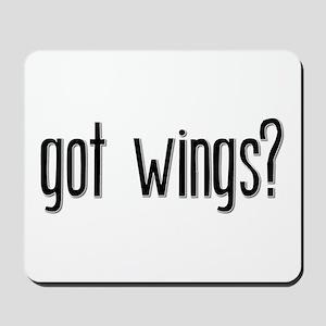 Got Wings? Mousepad
